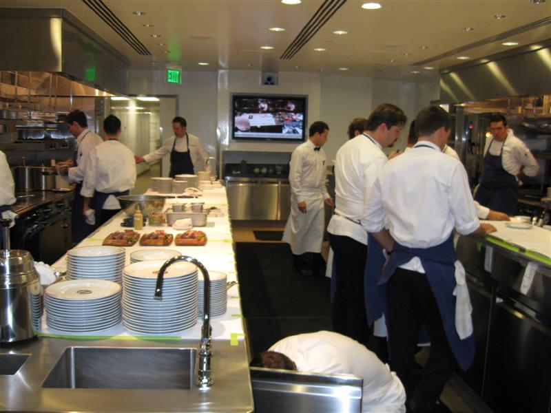 kitchen1 medium Bouchon Beverly Hills   11/21/09 and 11/22/09